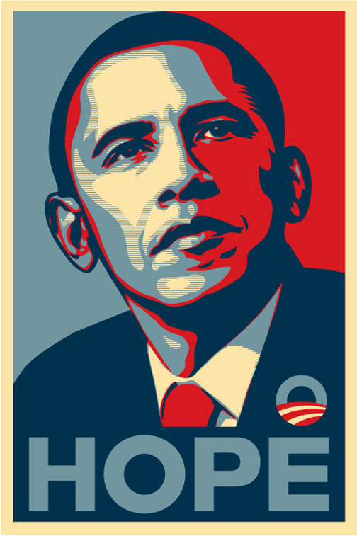 Obama Hope Poster hd Obama Hope Poster And Copycats