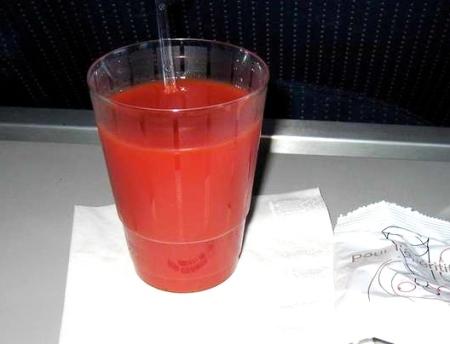 "You say ""tomato"", I say ""in-flight magic""."