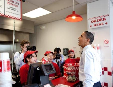 obama snack bar