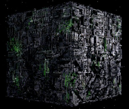 Greebles:  turning ordinary polygons into futuristic technology since the dawn of televised science-fiction.