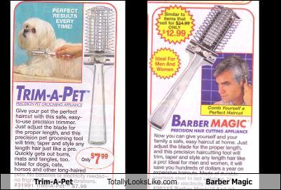 You don't need two of these.  Just multitask that bad boy.  Maybe you and your dog can even sit side-by side and put this thing between you and brush both your hair at the same time.