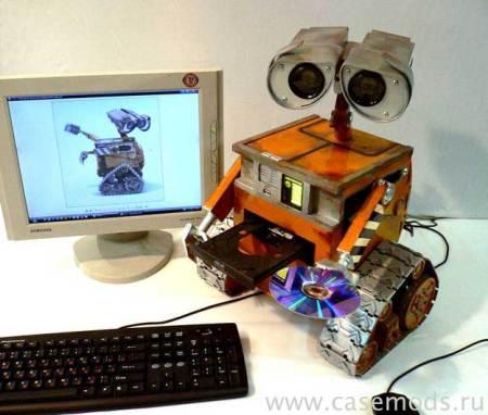 wall e computer